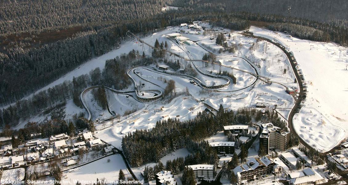 Winterberg Veltins-Eisarena Sauerland