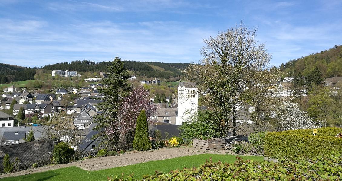 Spannende Geschichtsstunde in Bad Fredeburg