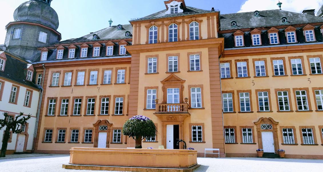 Fürstlicher Glanz im Schloss Berleburg
