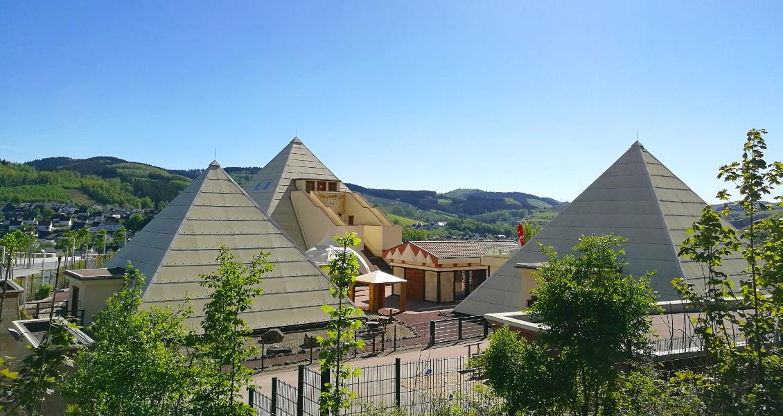 Rätselhafte Pyramiden im Sauerland