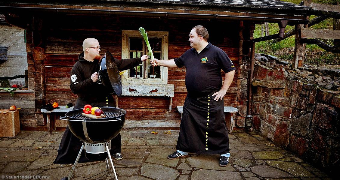Grill-Inspirationen von der Sauerländer BBCrew (+ Rezepte!)