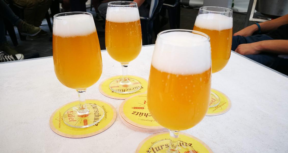 """Bier & Barbecue"" bei Hotel Flurschütz"
