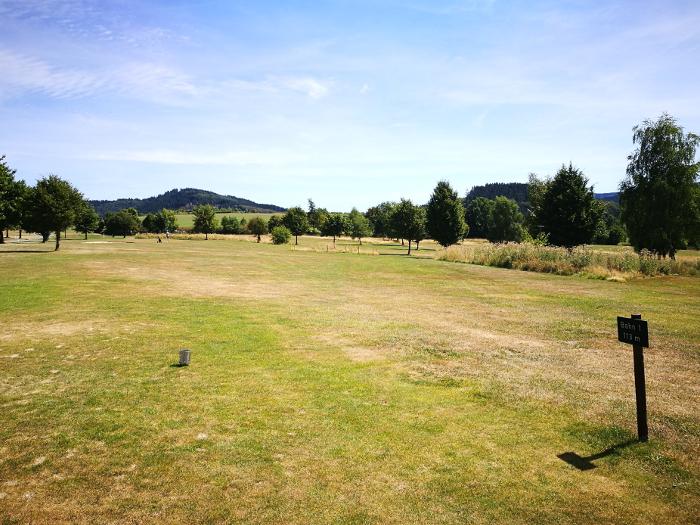 Kurzplatz Golf Schmallenberg Winkhausen Sauerland Blog
