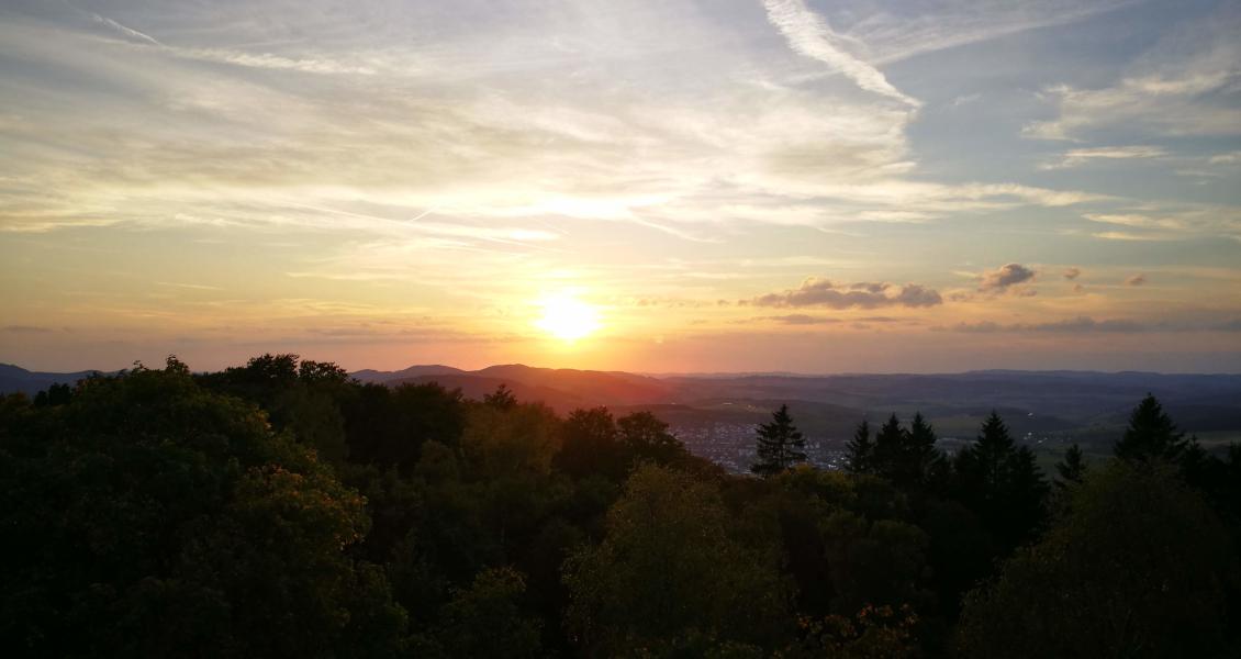 Der Heilige Berg im Sauerland